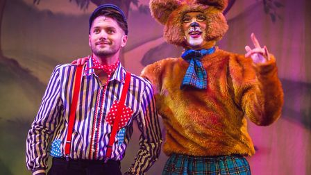 On until January 5 at The Maltings Ely is the KD Theatre Productions pantomime 'Dick Whittington'. I