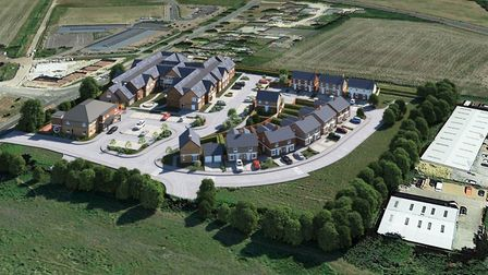 Soham care home, for 70 residents, and new children's nursery and housing. Plans expected to be agre