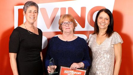 Jenny Parker. The winners were crowned at the Living Sport Awards on Thursday, November 28 at Burges