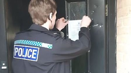 4 Chiefs Street in Ely has been issued with a closure order following police action after reports of
