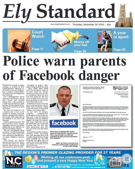 The Ely Standard in 2010.