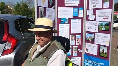 Members of the Ely & District Parkinson's UK Support Group have started making their 2020 plans and