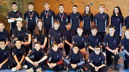 Ely Air Cadets travelled to Bassingbourn Barracks to take part in the annual Wing Cross Country comp