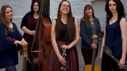 Tickets are now on sale for the 35th Ely Folk Festival set to bring the hottest stars of folk music