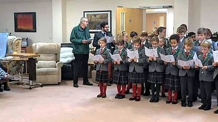 Carol services, Santa visit and Ely Irish Dancers performance thanks to Christmas of kindness appeal