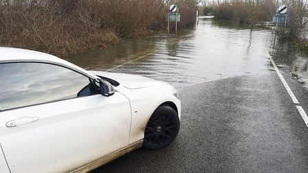 We get residents' reactions after Welney Wash floods AGAIN. Picture: Harry Rutter/ARCHANT