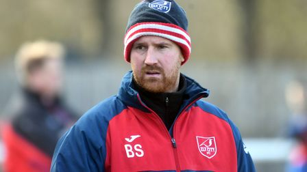 Ely City boss Brady Stone is delighted with the appointment of his successors. Picture: IAN CARTER