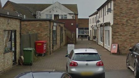 Thomas Hutchinson has been charged following a break-in at the RSPCA charity shop in Whittlesey. Pic