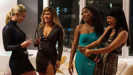 Hustlers is an empowering feminist movie where the women take charge.