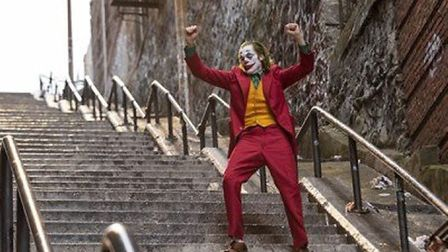 Joaquin Phoenix delivers a career-best performance in Joker - a brutal and frighteningly real reflec