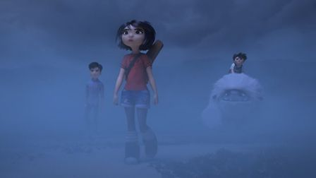 Abominable is another eye-popping animated adventure from DreamWorks