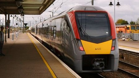 Rail services across Cambridgeshire and the Fens are still cancelled going into the New Year due to