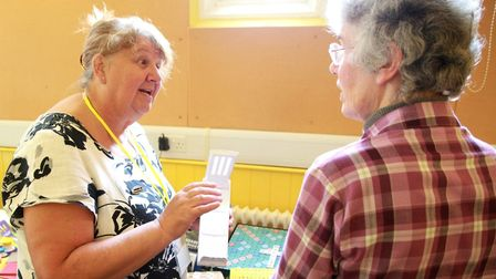 A leading sight loss charity will hold two open events in Fenland to raise awareness of macular dise