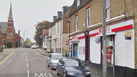 Haddenham Post Office to close for one month for refurbishment. Picture: GOOGLE EARTH