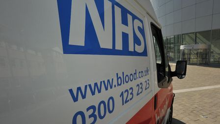 More men across Cambridgeshire and Peterborough are being urged to donate blood as part of a New Yea