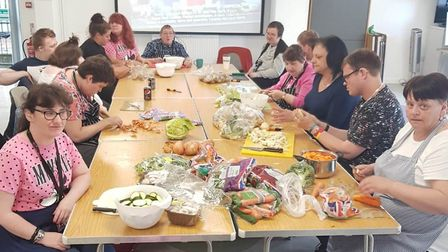 Jack's in Chatteris support local foodbanks by donating 62,000 meals. Picture: JACK'S