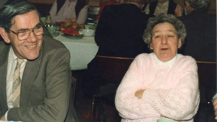 Maurice Short aka Mr Manea has died aged 93, his family have confirmed. Picture: Family/Archives