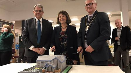 Archivists past and present attended the official opening of the new Cambridgeshire Archives in Ely.