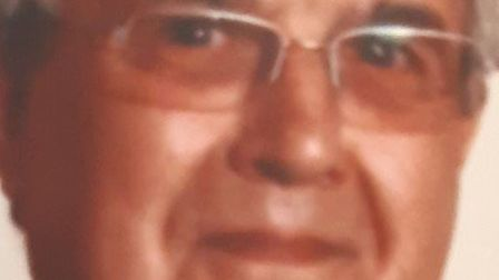 Clifford Dragon, 69, of The Shrubbery, Chatteris, who died in a collision on Friday.