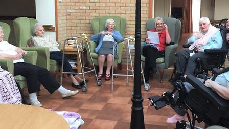 Kindness, mental health and staff wellbeing at Doddington's Askham Village Community on Time to Talk
