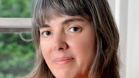 Novelist Guinevere Glasfurd will launch her latest book in Ely. Picture: TOPPING & COMPANY BOOKSELLE