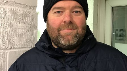 Ely City joint-manager Luke McAvoy celebrated his and Ben Farmers first win in charge over Thetford