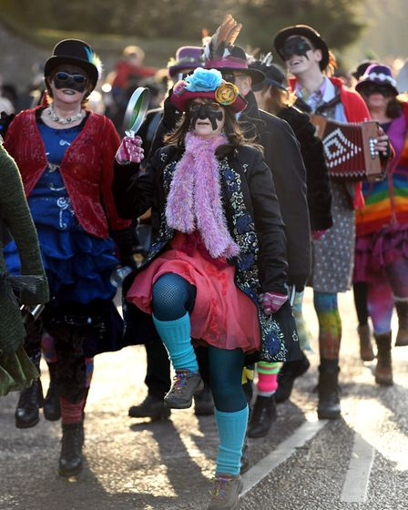 Straw Bear 2020: The sights and sounds of Whittlesey Straw Bear. Thousands flocked to the town for t