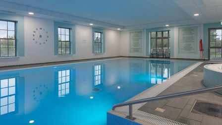 Located just 20 minutes out of Cambridge city centre, The Double Tree Hilton Belfry is a relaxing re