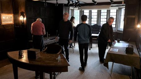 ?The Curious Case of Curator Chadwick' escape room at Oliver Cromwell?s House in Ely packs mystery,