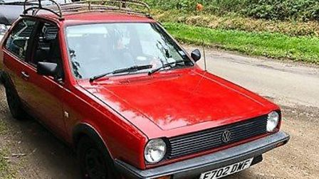 Classic car lovers across the country rally together to raise money for Littleport Volkswagen enthus