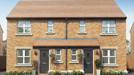 Over 120 homes will be built in Cottenham as part of a £21 million housing development. Picture: CHA