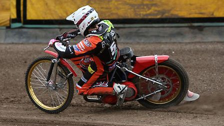 Mildenhall Fen Tigers in action. Picture: SUBMITTED