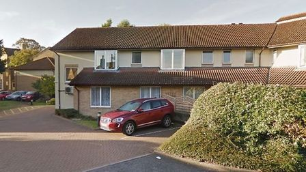 Care home Vera James House in Ely will be sold to a healthcare group to provide nursing care. Pictur