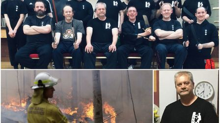 A martial arts event will be held in Ely by an instructor fundraising for the devastating bushfires