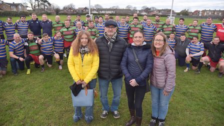 Private Robert Hayes was a former player at Newmarket Rugby Club Picture: SONYA DUNCAN