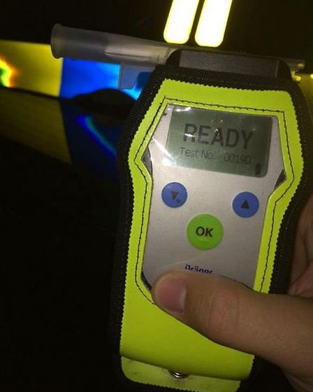 Man arrested for drink drivingMore than 50 drivers were arrested over December as police in the regi