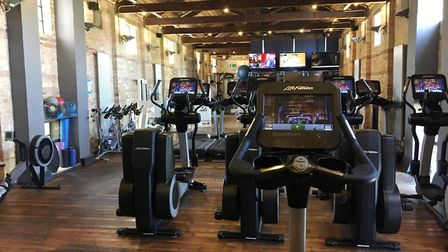 Cambridge boutique hotel gives guests the chance to discover the citys history and get fit. The gym