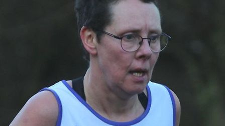 Fenland Running Club defied the wintry weather to take part in March AC's Frostbite League meeting,
