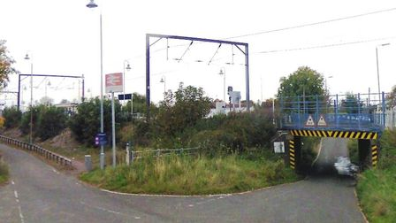 A man has died after he was struck by a train in Littleport on January 8. Picture: Google Maps