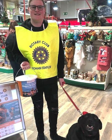 Soham Staploe Rotary Club raised an impressive amount from their annual fundraiser. Pictures: FACEBO