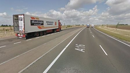 Dangerous driver to be sentenced after fatal A16 crash in January 2019. Picture: GOOGLE EARTH