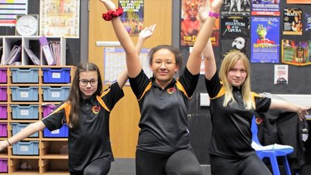 Neale-Wade Academy has just received the gold Artsmark award for its work promoting and embedding ar