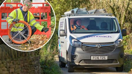 Cambridgeshire is set to receive a broadband boost from internet providers Openreach. Picture: Suppl