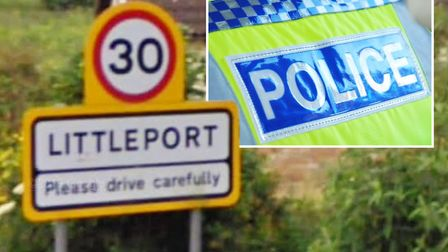 It was a night of crime in Littleport on Saturday, February 1 after car tyres were slashed and vans