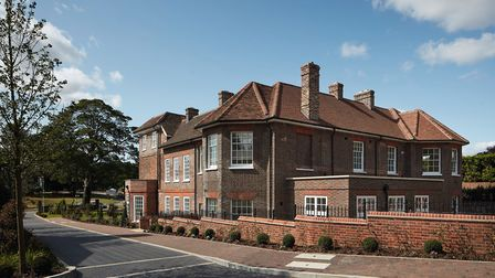 Welcombe House, Harpenden. Picture: Fairview New Homes