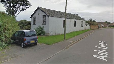 A fire-savaged former Quaker House that has stood in Chatteris since 1757 will be demolished for two