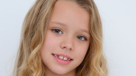 King's Ely pupil Florence Langner-Yeates. Picture: Supplied/Family