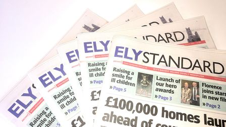 Look out for your child's special Mother's Day message in next week's Ely Standard newspaper which c