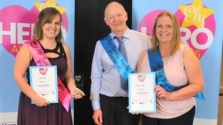 Ely Hero Awards organisers want you to unleash your superpowers and nominate a local hero. Last year