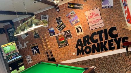 Indie-themed music bar Rigbys - which was formerly called The Cock Inn - officially opened its doors
